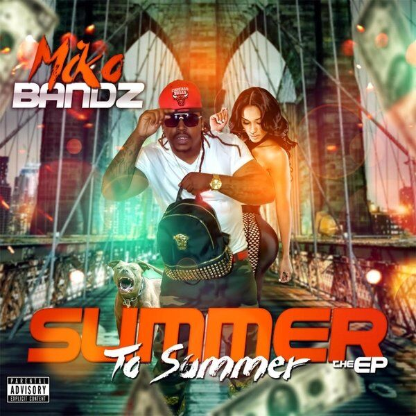 Cover art for Summer to Summer